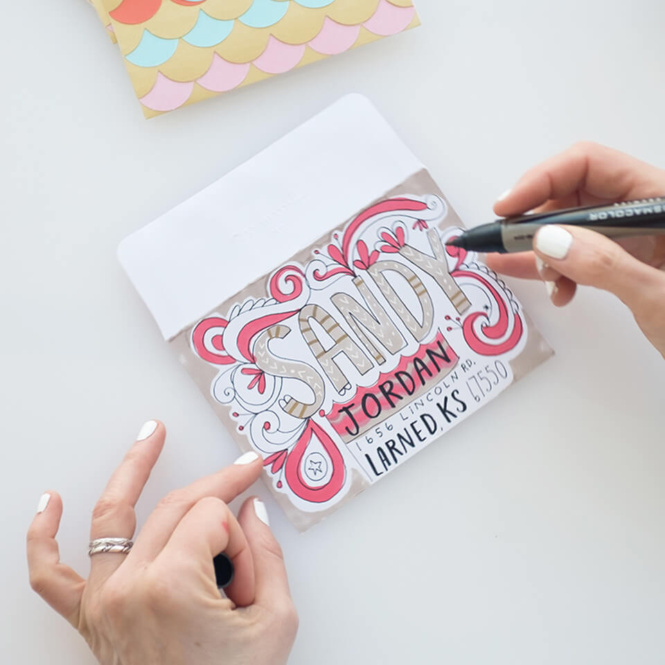 OUR BEST TIPS FOR CARD AND LETTER WRITING