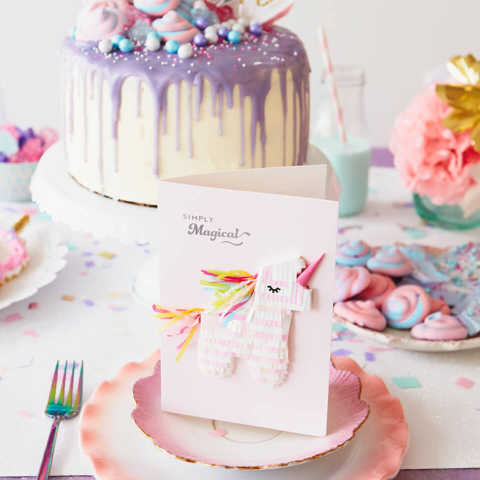UNICORN PARTY IDEAS: START WITH LOTS OF SPARKLE