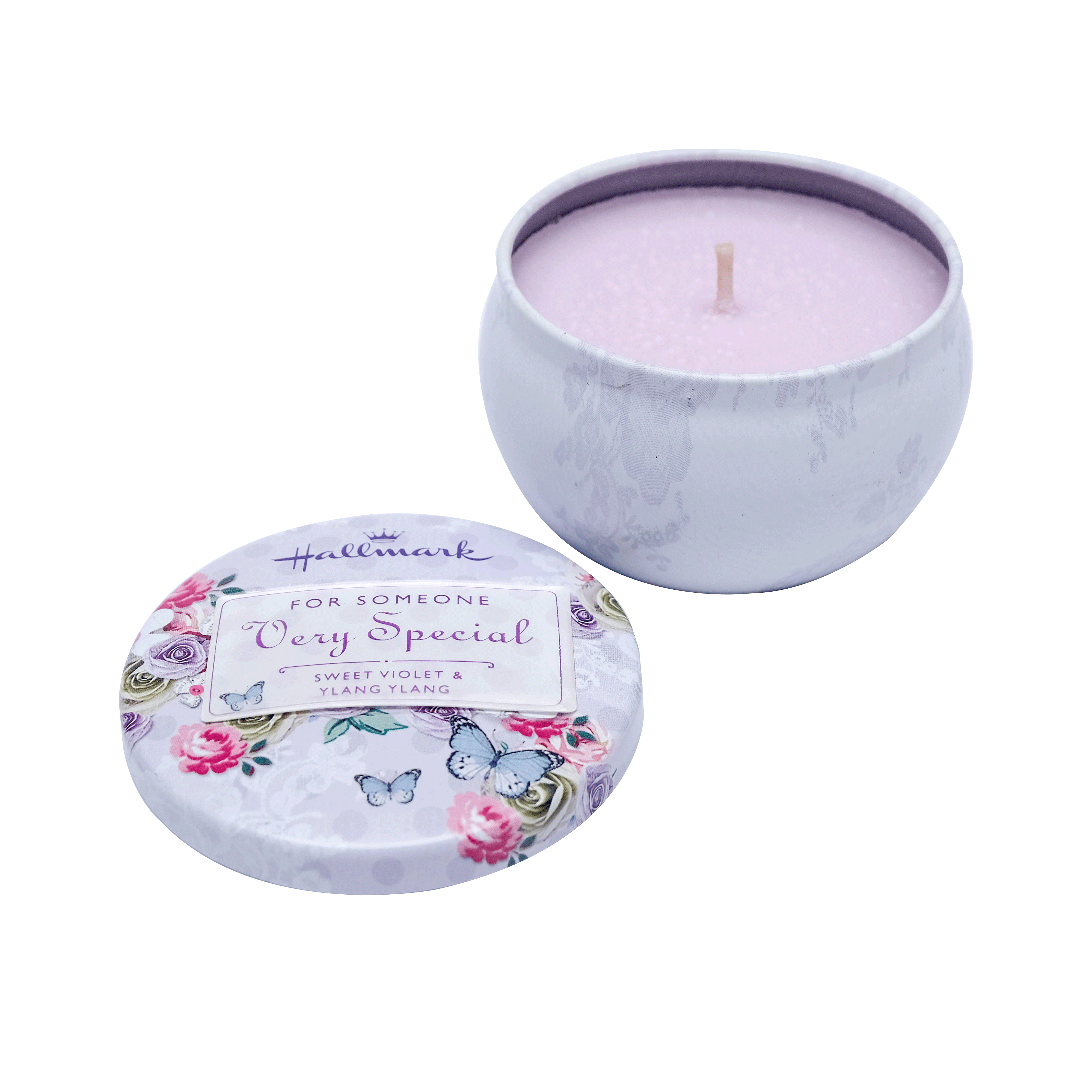 Scents & Candles Candle Tin