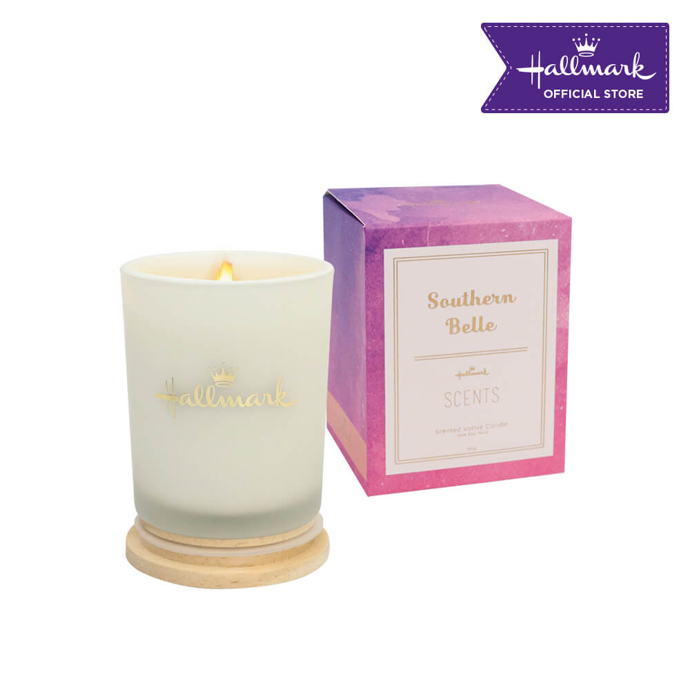 Hallmark Scented Votive Candle 160g (Southern Belle)