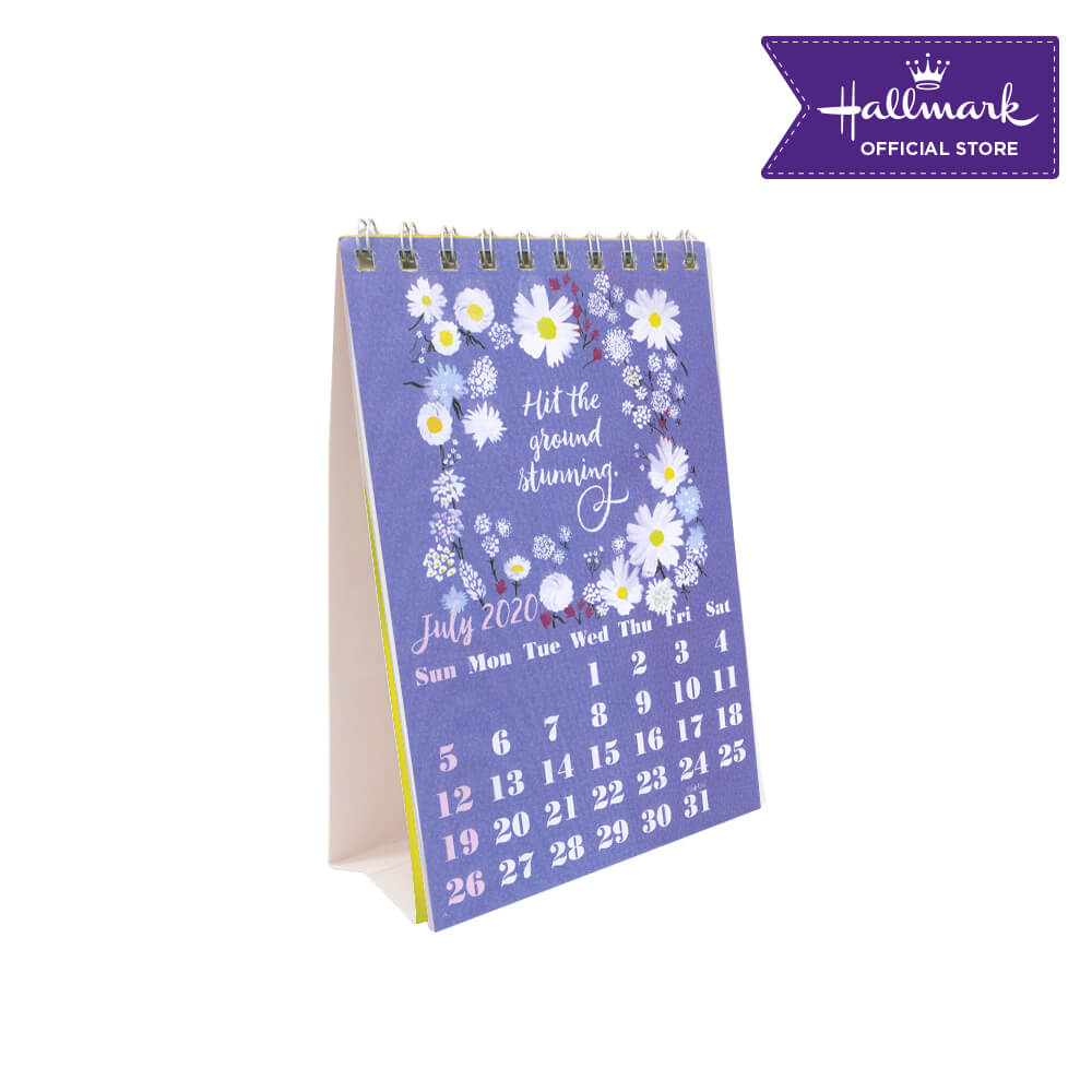 2019 Hallmark Datebook 14 Month Calendars ~ Pocket Calendar ~ Brand New