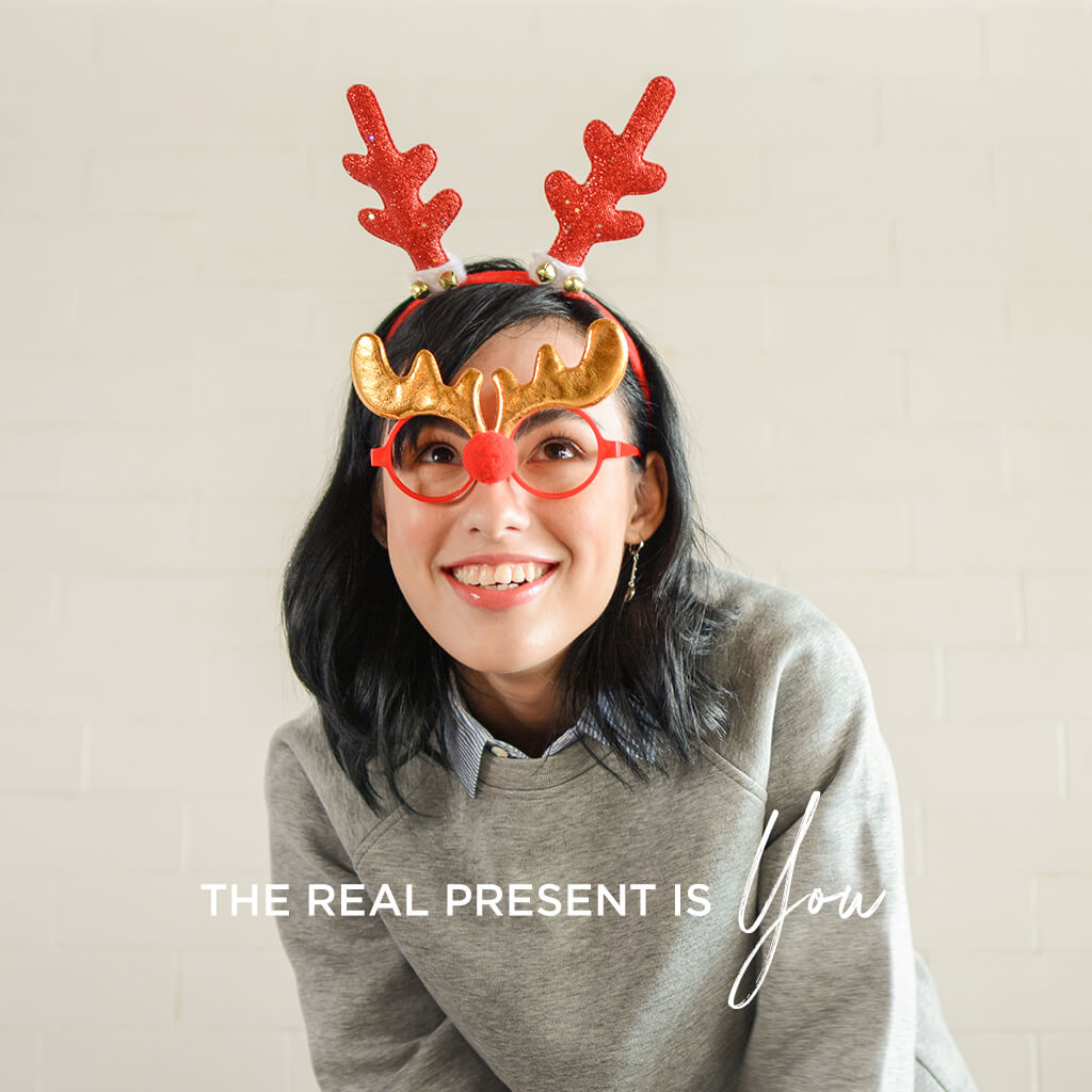The Real Present Is You